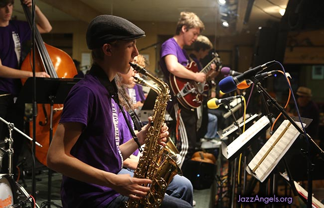 jazz music performance lessons in Long Beach