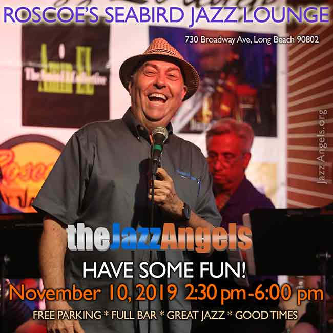 jazz music Long Beach CA roscoes seabird jazz lounge
