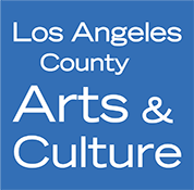 sponsored by LA County Arts Commission